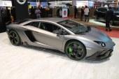 Genève 2019 – Lamborghini Aventador S Coupé par Mansory