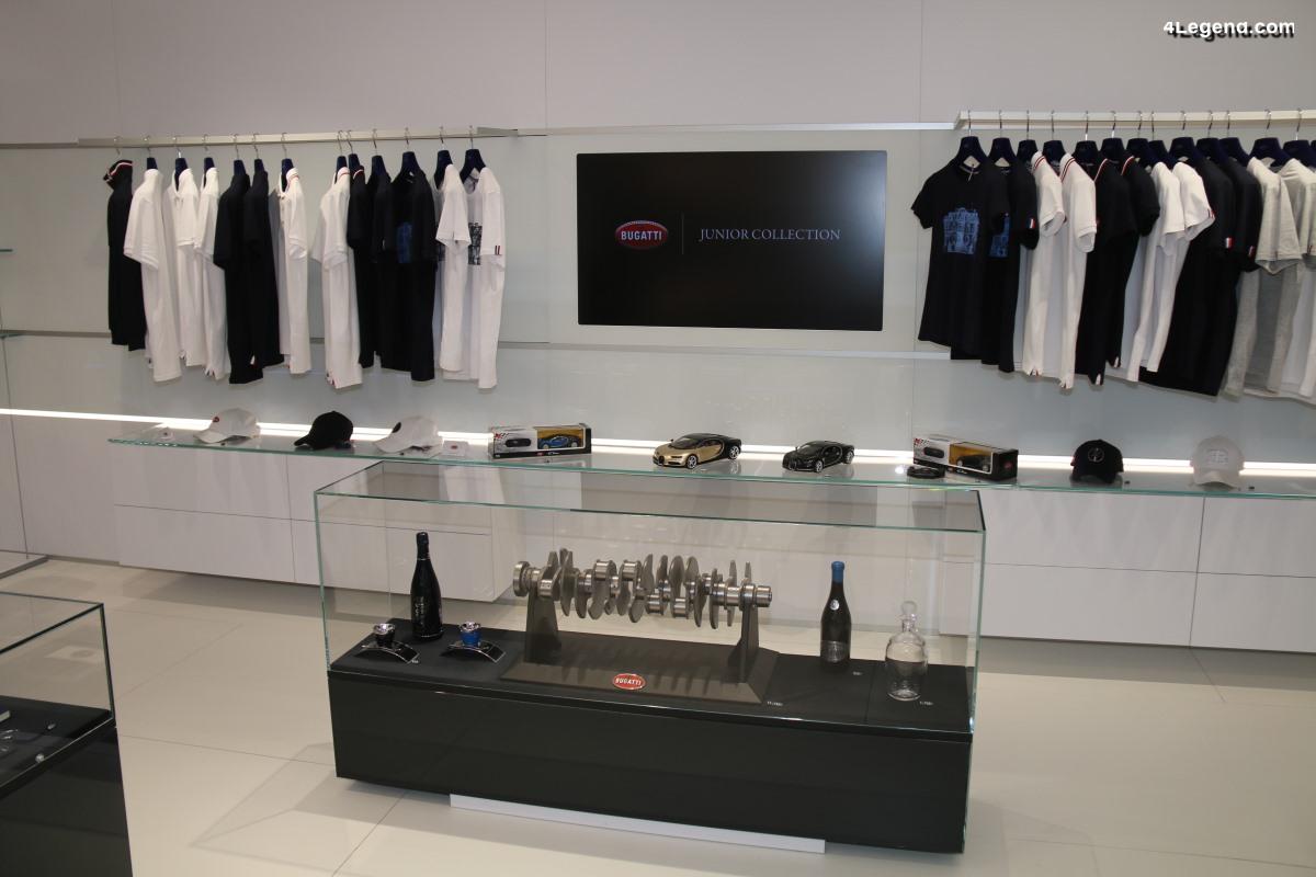 Genève 2019 - Bugatti se dote d'un nouveau look pour fêter son anniversaire
