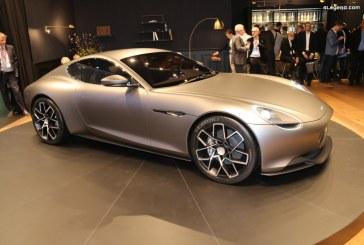 Genève 2019 – Piëch Mark Zero : une GT électrique avec 500 km d'autonomie