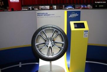 Genève 2019 – Pneu Michelin Pilot Sport 4 SUV