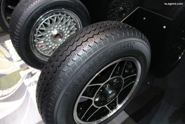 Genève 2019 – Pneu Yokohama G.T. Special Classic pour les voitures classiques