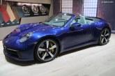 Genève 2019 – Porsche 911 Carrera 4S Cabriolet par Porsche Exclusive Manufaktur
