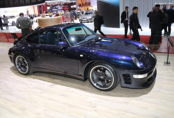 Genève 2019 – Restomod RUF 993 Targa CR 3.8