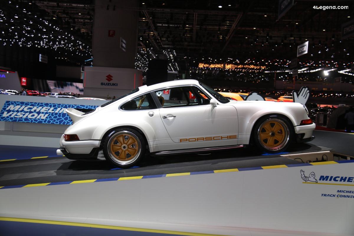 Genève 2019 - Singer DLS - Une réinterprétation ultime de la Porsche 911