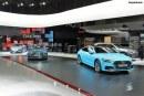 Genève 2019 – les évolutions du stand Audi