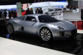 Gumpert Tornante par Carrozeria Touring Superleggera
