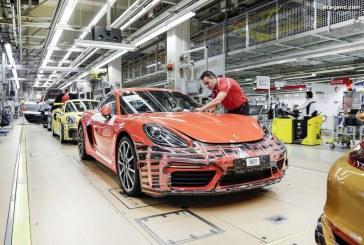 9 700 € de bonus pour les employés de Porsche