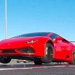 Wheeling d'une Lamborghini Huracán de 3 500 ch