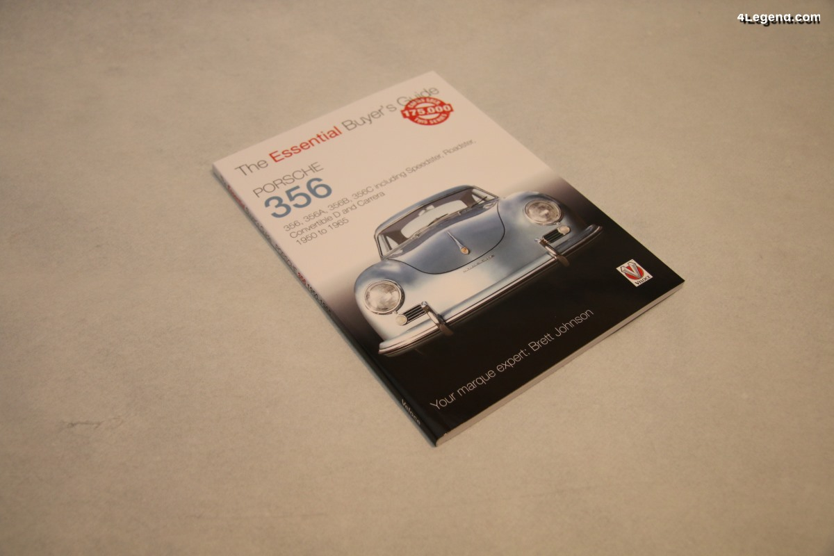 Livre Porsche 356 - The Essential Buyer's Guide - Veloce Publishing