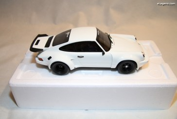 Miniature Porsche 911 3.0 RSR de 1974 au 1:18 – GT Spirit