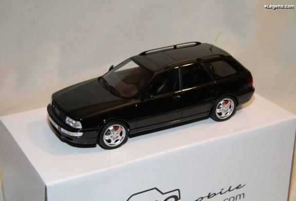 Miniature Audi RS 2 Avant au 1:18 par Ottomobile