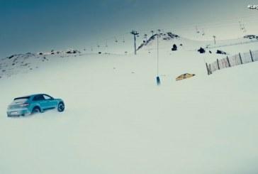 Une journée de ski avec Porsche dans les Pyrénées
