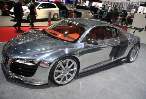 MTM R8 Biturbo de 2013 – Une Audi R8 de 777 ch