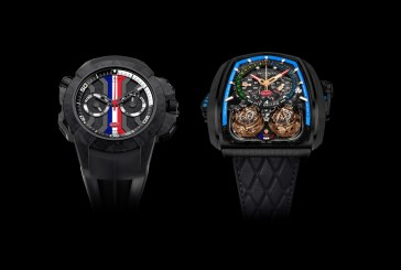 Un nouveau partenariat pour des montres Bugatti signées Jacob & Co.