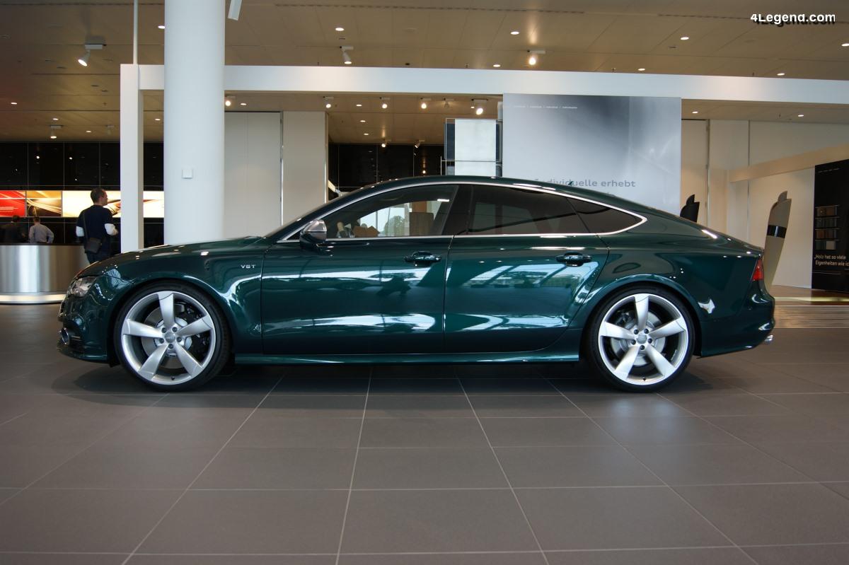 Pièces détachées pour Audi A7 - Origine ou autres?