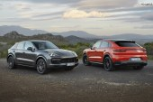 Porsche Cayenne Coupé : disponible en 2 versions à partir de 85 737 euros