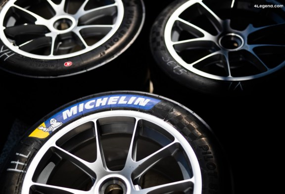 Le Porsche Endurance Trophy poursuit son partenariat avec Michelin