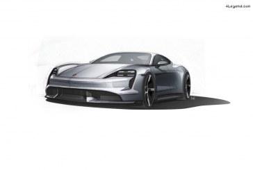 Porsche dévoile son Taycan et confirme la commercialisation début 2020 du Taycan Cross Turismo