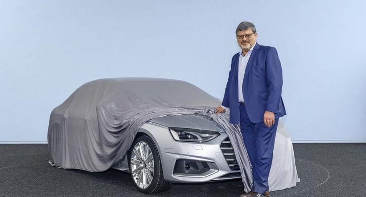 La nouvelle Audi A4 se dévoile avant l'heure