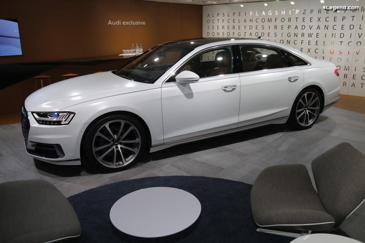 Audi raffle les prix «Les meilleures marques dans toutes les catégories»