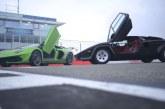 Nouveau record du Hockenheimring pour la Lamborghini Aventador SVJ