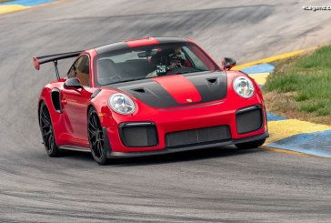 La Porsche 911 GT2 RS établit un nouveau record de tour à Road Atlanta