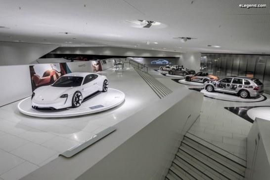 Top 10 des expositions spéciales du Porsche Museum