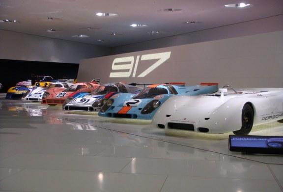 10 ans du Porsche Museum – Flashback de notre visite en 2009
