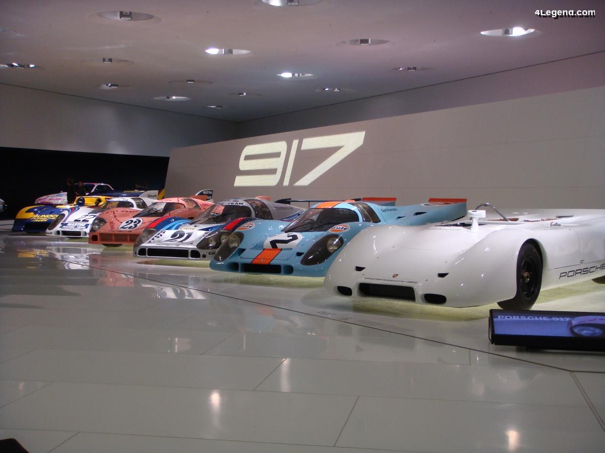 10 ans du Porsche Museum - Flashback de notre visite en 2009