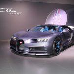 Combien coûte l'assurance d'une Bugatti Chiron Sport 110 ans?