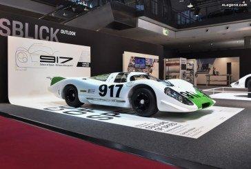 Restauration de la Porsche 917-001 pour célébrer les 50 ans de la voiture de course