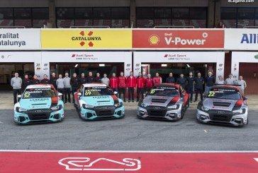 Audi Sport engage quatre Audi RS 3 LMS au WTCR