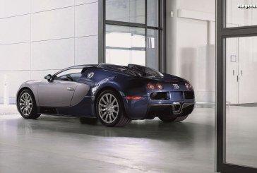 Livraison de la dernière Bugatti Veyron 16.4 en 2012 à un client européen