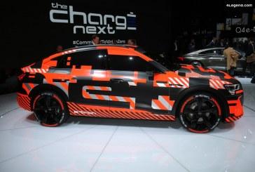 Genève 2019 – Détails de l'Audi e-tron Sportback