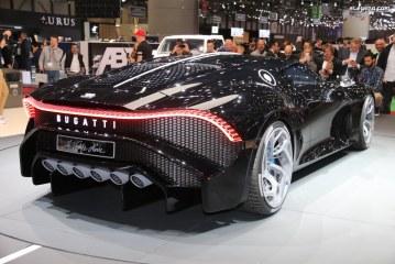 Genève 2019 – Interview exclusive d'Étienne Salomé, le designer de la Bugatti La Voiture Noire