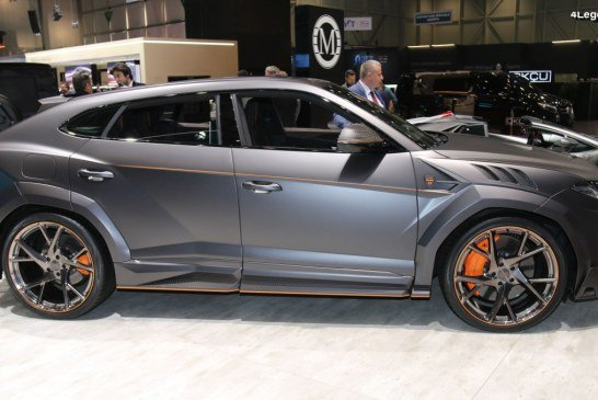 Genève 2019 – Lamborghini Urus Venatus par Mansory