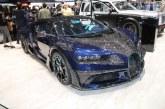 Genève 2019 – Mansory Centuria : une Bugatti Chiron personnalisée