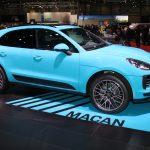Genève 2019 – Nouveau Porsche Macan S