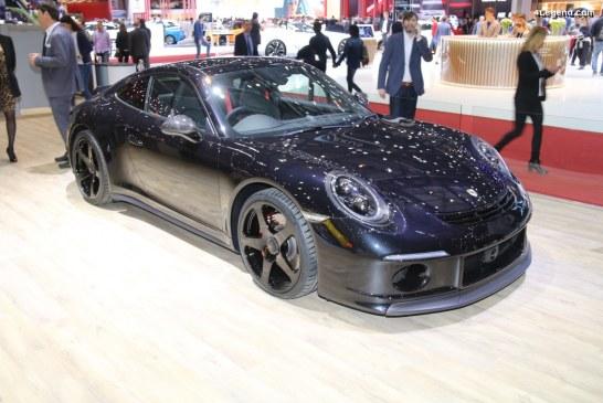 Genève 2019 – RUF GT de 515 ch, basée sur la Porsche 911 type 991.2