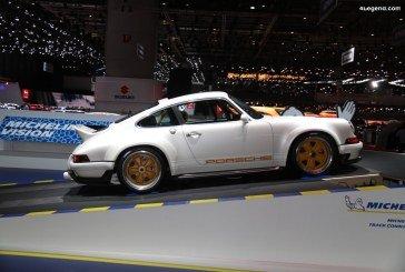 Genève 2019 – Singer DLS – Une réinterprétation ultime de la Porsche 911