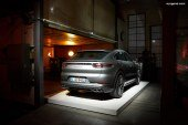 Entretien avec Detlev von Platen sur le Porsche Cayenne Coupé