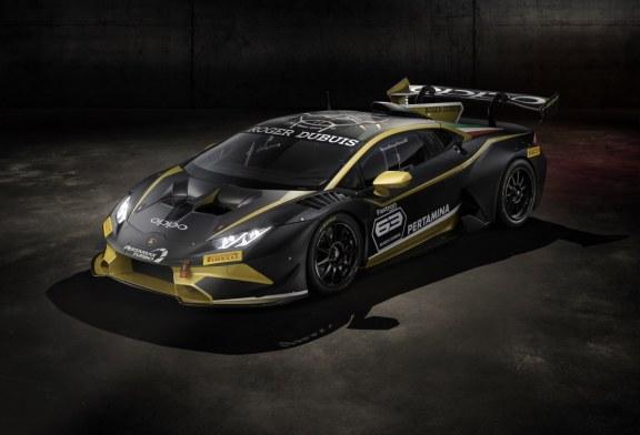 Lamborghini Huracán Super Trofeo Evo Collector 2019