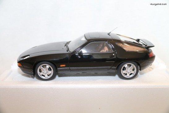 Miniature 1:18 Porsche 928 GTS par GT Spirit