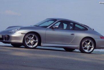 Porsche 911 40 Jahre type 996 de 2003 – Une série limitée célébrant les 40 ans de la 911