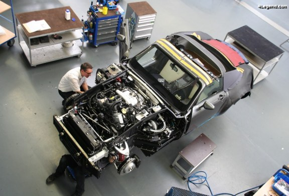 Visite exclusive de la manufacture Wiesmann – Assemblage – 3ème partie