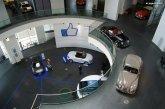 Exposition « I like it » à l'Audi museum mobile en 2013