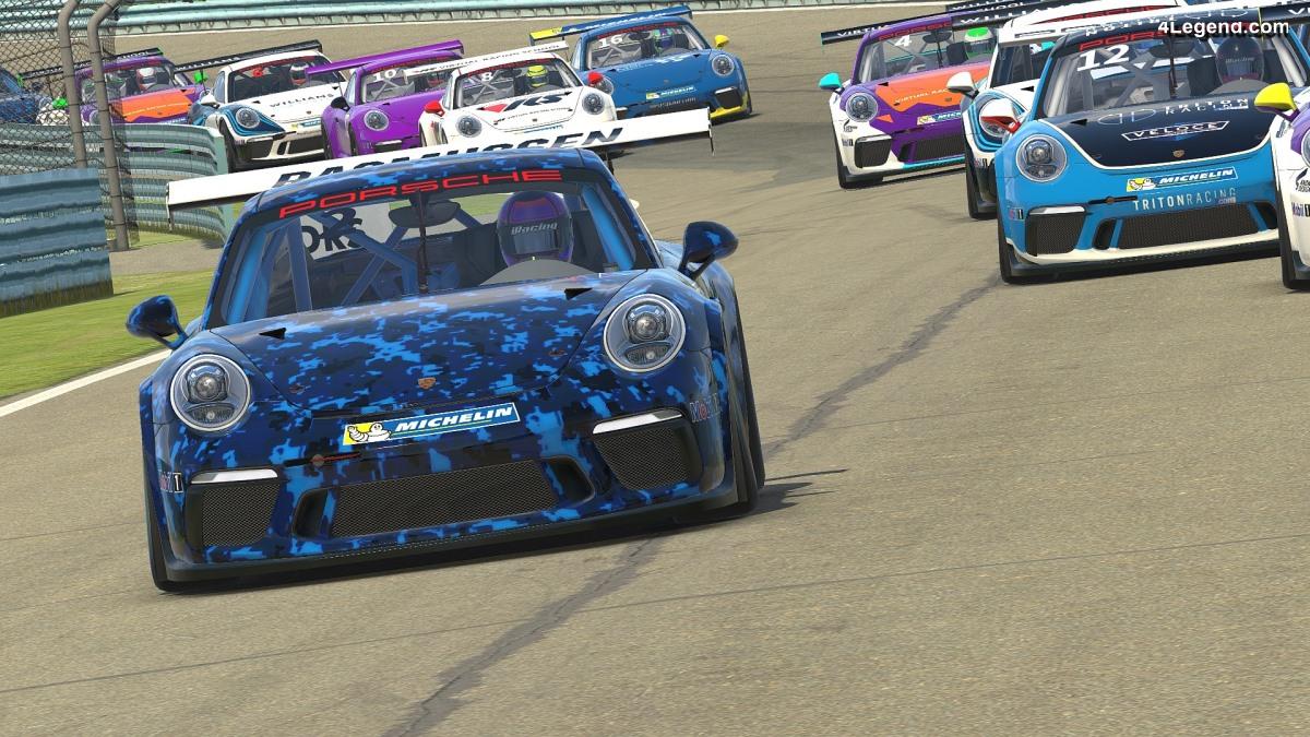 Porsche Esports Supercup - Première coupe virtuelle mono-marque