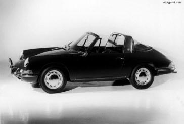 Anecdote – Connaissez-vous les 4 variantes de la Porsche 911 Targa de 1965?