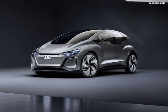 Audi AI:ME – Un concept de mobilité pour les mégapoles