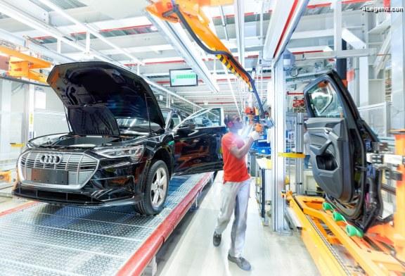 Volker Germann est le nouveau directeur général d'Audi Brussels